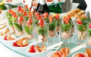 Кейтеринг в Москве: вкусная еда и сервис высокого уровня