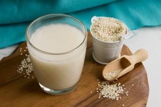 Кунжутное молоко