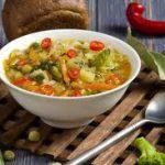 Пестрый суп