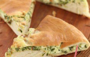 Особенности выпечки осетинского пирога
