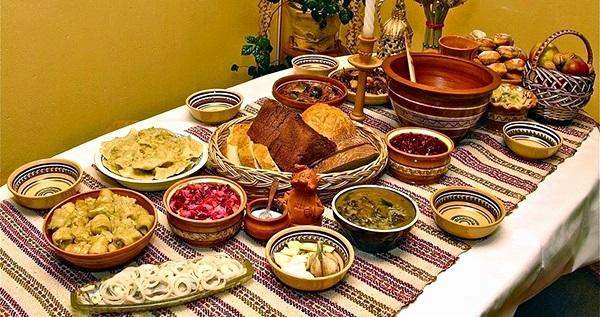 Традиционная кухня русского народа