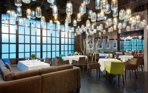 Уютный ресторан в центре Киева