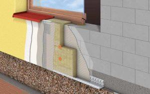 Экономим средства утеплением фасада