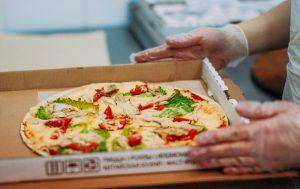 Как заказать пиццу с интернета на дом