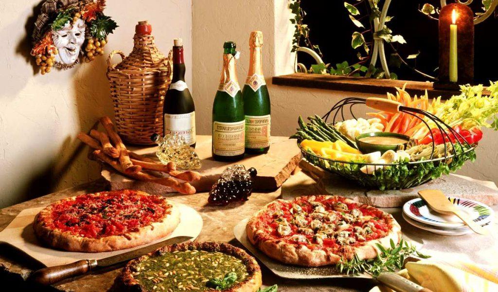 Итальянская кухня – простота и изысканность