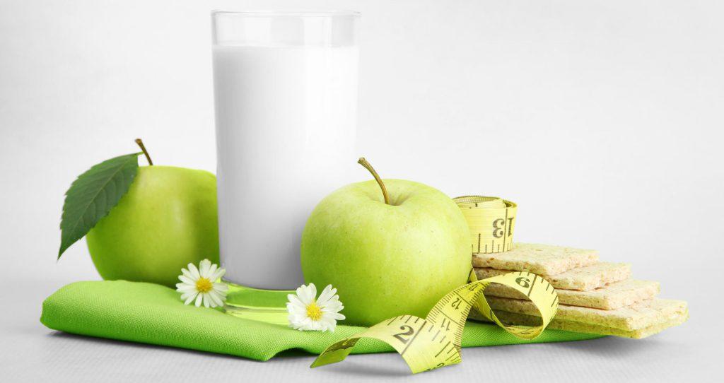 Разгрузочные дни на яблоках
