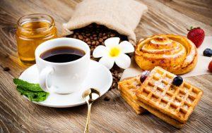 С какими десертами вкус кофе раскрывается?