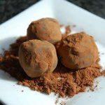 Шоколадные трюфели Астра