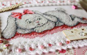 Что надо знать и какой использовать материал для вышивки по полотну