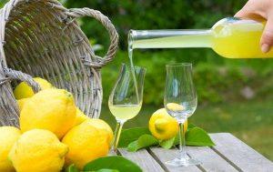 Лимончелло (лимонный ликер)