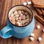 Пряный горячий шоколад