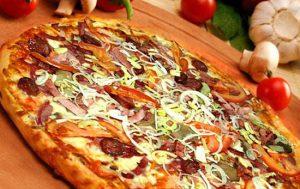 Секреты приготовления пиццы