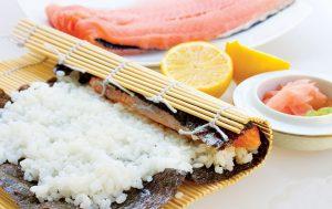 Как достигнуть нужной клейкости риса для роллов?