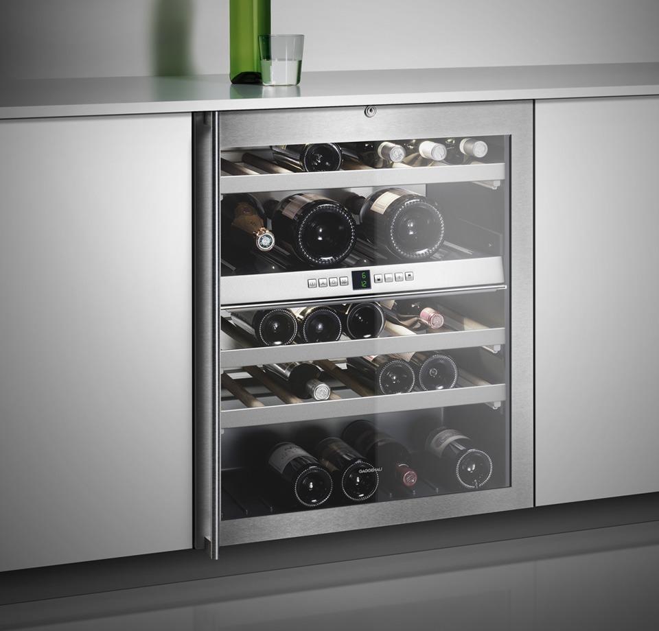 Винные шкафы и их роль в правильном хранении напитка