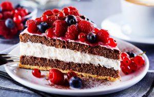Как легко приготовить торт за 20 минут и удивить гостей