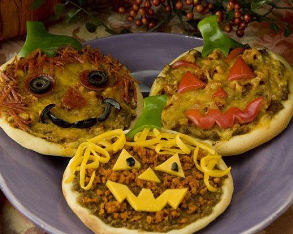 Идеи для праздничного стола на Хэллоуин