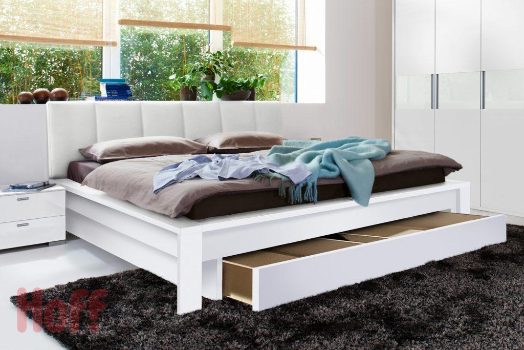 Модели современных двуспальных кроватей
