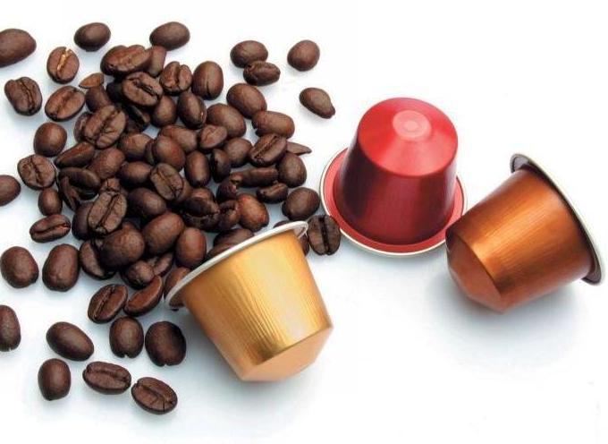 Особенности кофе в капсулах