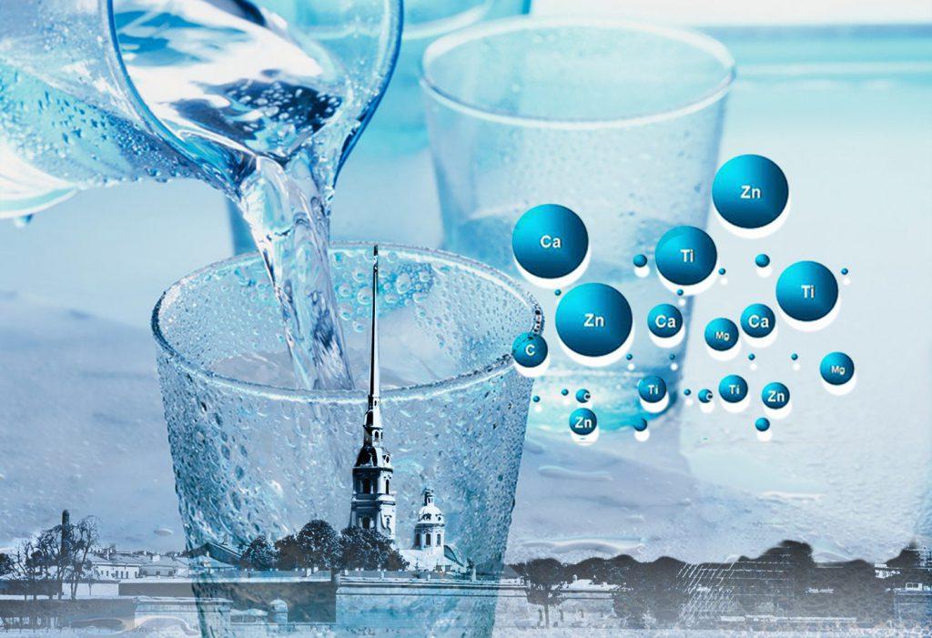 Структура кулера для питьевой воды