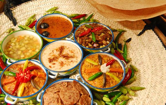 Арабская кухня: типичные блюда