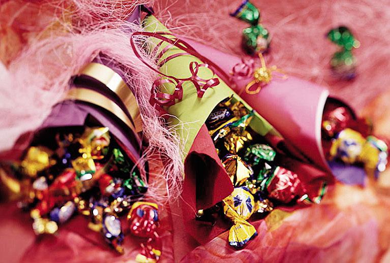 Каким должен быть сладкий подарок для ребенка?