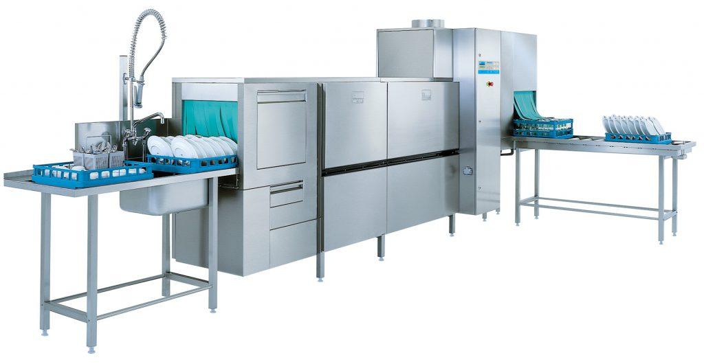 ТО профессиональных посудомоечных машин