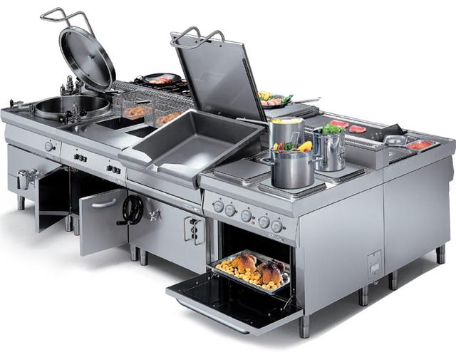 Профессиональное оборудование для заведений общественного питания от компании «Eto-group»