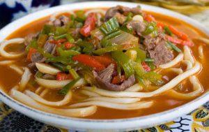 Лагман (узбекская кухня)