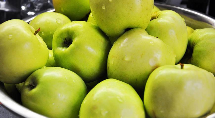 Заготовки из яблок — джем из антоновки, яблочный мед из антоновки