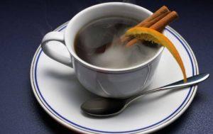 Кофе с чаем — классический способ приготовления