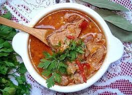 Шулемка — охотничий суп