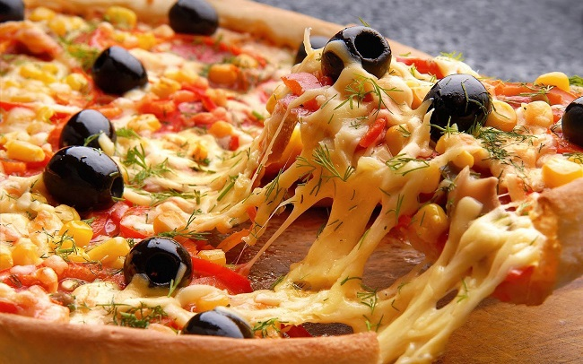 Гавайская пицца своими руками или стоит заказать доставку еды на дом
