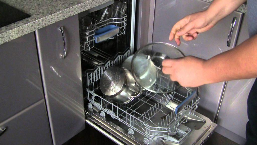 Посудомоечные машины экономят ваше время
