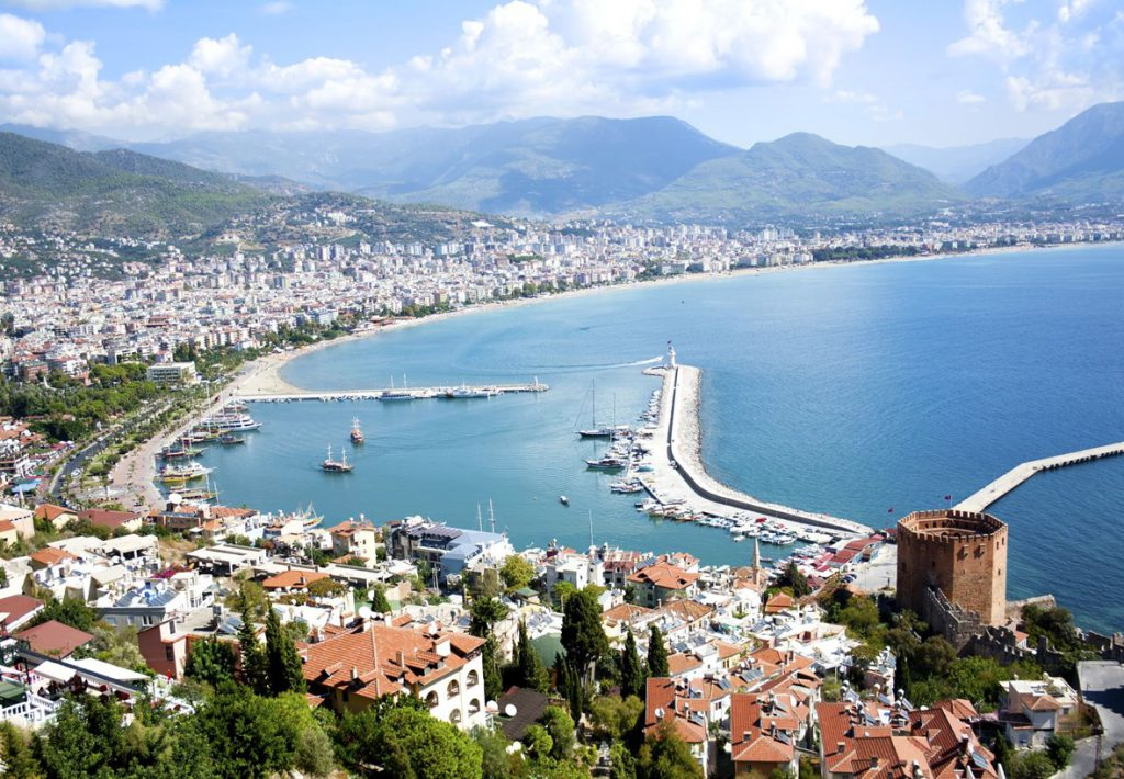 Туристическая Турция