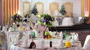 Как подготовить свадебный банкет