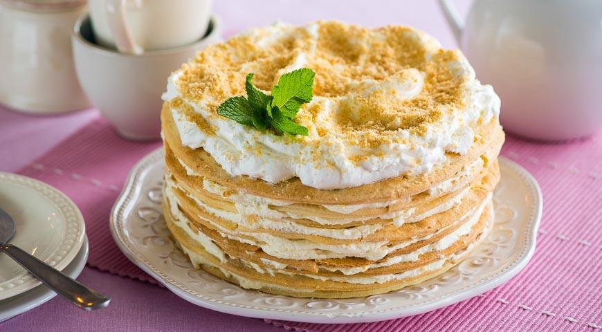 Топ-4 самых вкусных и популярных тортов