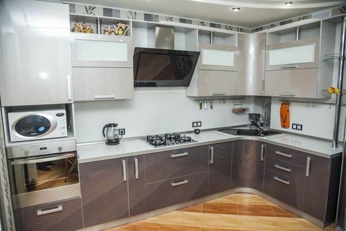 Кухни из Беларуси — в Москве