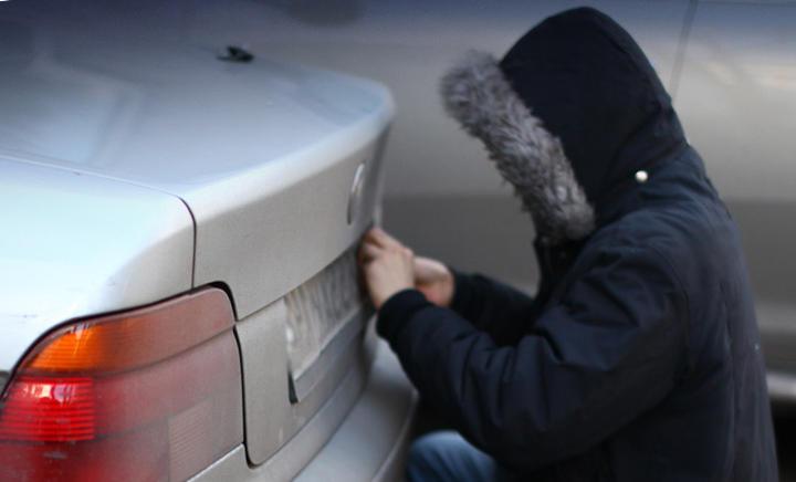 Ваш порядок действий если украли автомобильный номер.