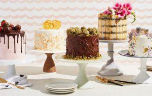 Виды тортов: какие бывают торты и их названия