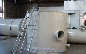 Емкости для топлива от производителя БиотонПласт