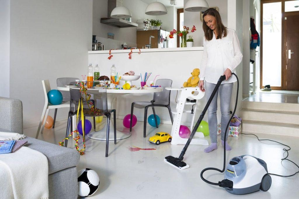 Стоит ли заказывать профессиональную уборку квартир?