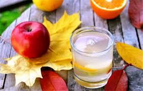 Компот из яблок и апельсинов