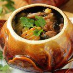 Русская кухня и ее блюда