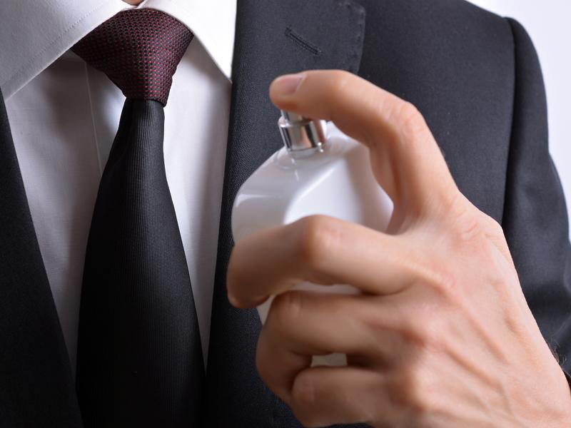 Правила использования мужского парфюма
