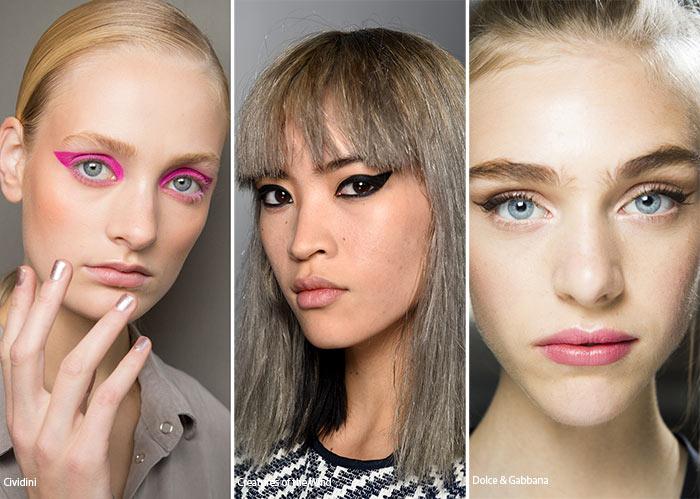 Быстрый make-up в транспорте, как тренд современной моды