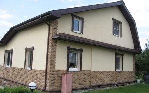 Преимущества и недостатки технологии мокрый фасад