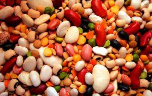 Растительные продукты с высоким содержанием белка