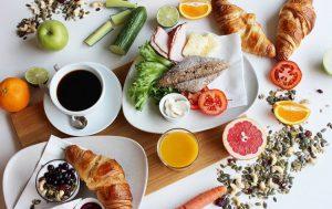 Что можно съесть на обед в офисе – 4 варианта