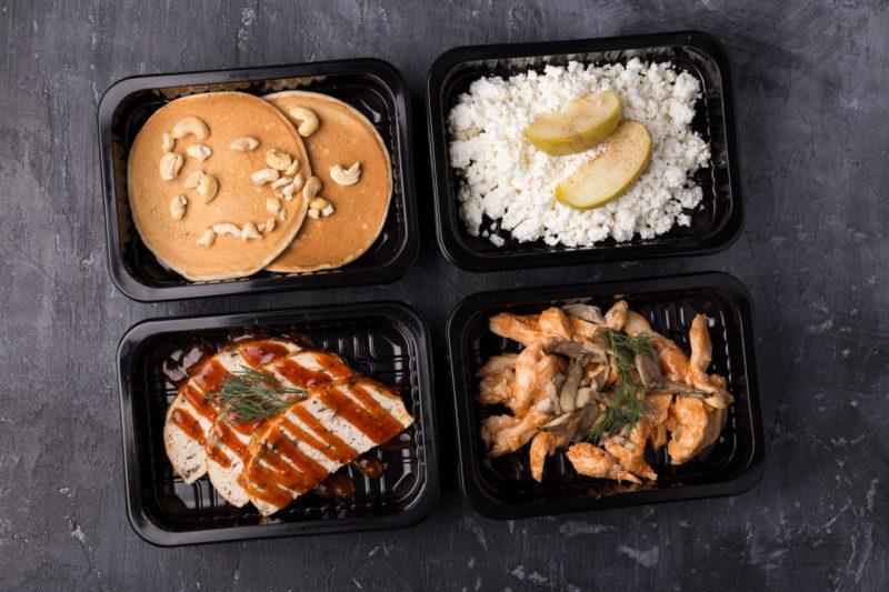 Здоровое питание с доставкой