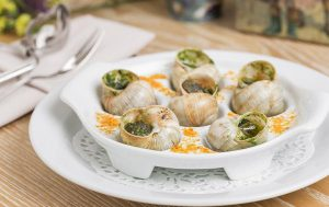 Чем полезны блюда из улиток?